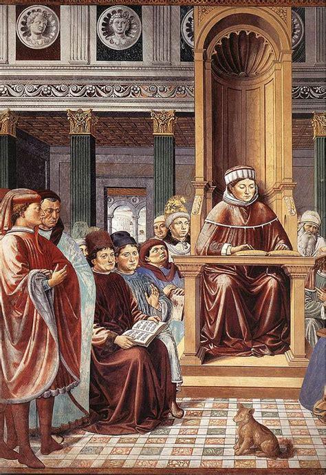 Resumo sobre a concepção de ensino em Agostinho de Hipona ...