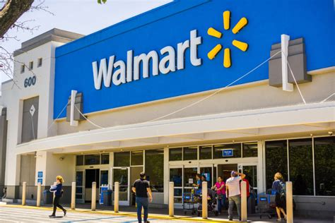 Retail Giant Walmart Waives April Rent to Aid Shops Inside ...