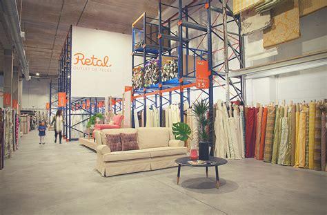 Retal Outlet  Tienda de telas para decoración