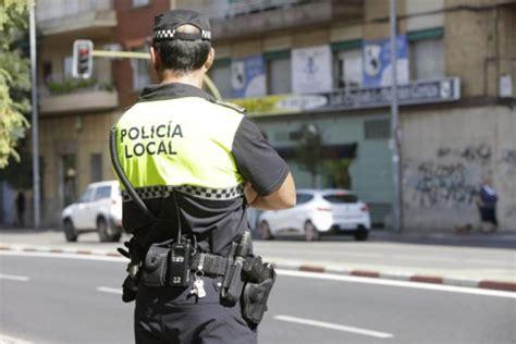 Retirada de armas a policías locales en segunda actividad ...