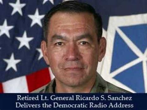 Retired Lt. General Ricardo S. Sanchez   YouTube