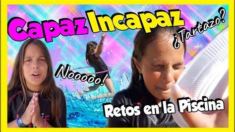 RETOS EN LA PISCINA CAPAZ O INCAPAZ  PAULA BLANCO ...