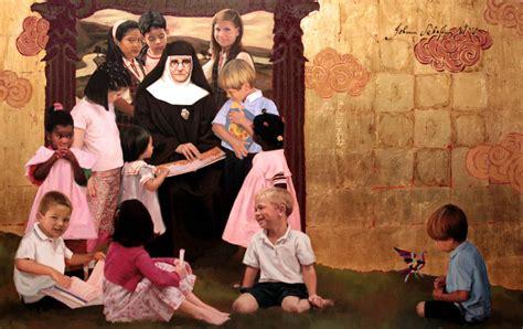 Retrato de la Madre Trinidad | María José García Silvestre ...