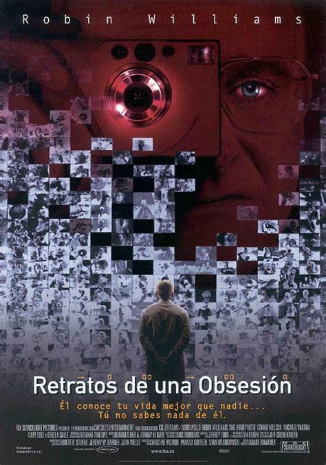 RETRATOS DE UNA OBSESION. Carteles de cine, cartelera ...