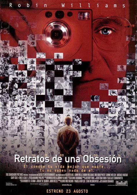 Retratos de una obsesión   Película 2002   SensaCine.com