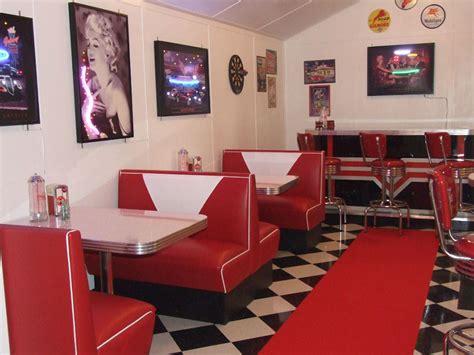 Retro Seating | 1950s Retro Furniture | Retro Diner Furniture