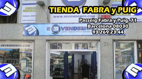 Revendemos.com. Tienda de Segunda Mano Barcelona   YouTube