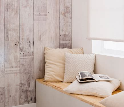 Revestimiento para pared de PVC ELEMENT 3D VINTAGE BLANCO ...