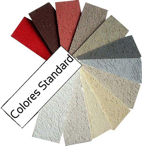 Revestimientos Plasticos por SUAOBRA.COM: Colores ...
