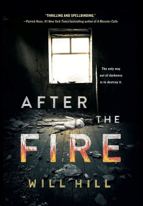 Review: After the Fire by Will Hill   Utopia State of Mind