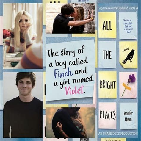 Review: All the Bright Places by Jennifer Niven | Life of ...