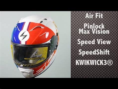 REVIEW CASCO SCORPION EXO 1200 AIR | MOTOS GARRIDO   YouTube