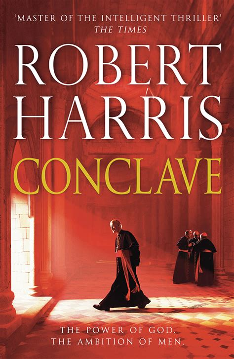 Review: Conclave by Robert Harris | Reviews, James Walton ...