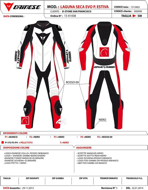 Review: Dainese Made to Measure Leather Racing Suit ...