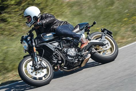 Review: Ducati s New Scrambler Cafe Racer Is a a Relative ...