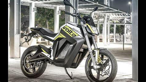 Review moto eléctrica Volta Sport 6kW en AMPER BIKES en ...