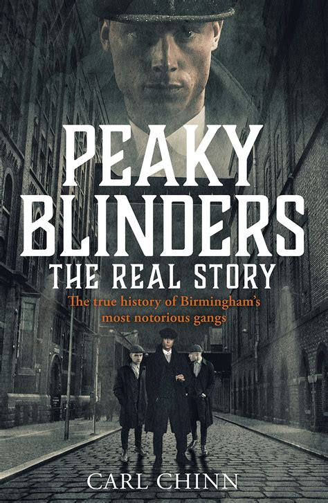 Review: Peaky Blinders   The Real Story by Carl Chinn ...