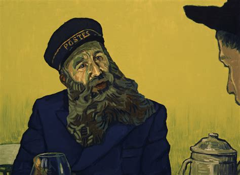 Review: 'Loving Vincent' Paints van Gogh in His Own Images ...