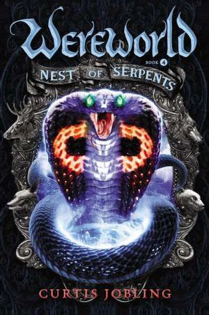 Review:  Wereworld: Nest of Serpents  [and]  Wereworld ...