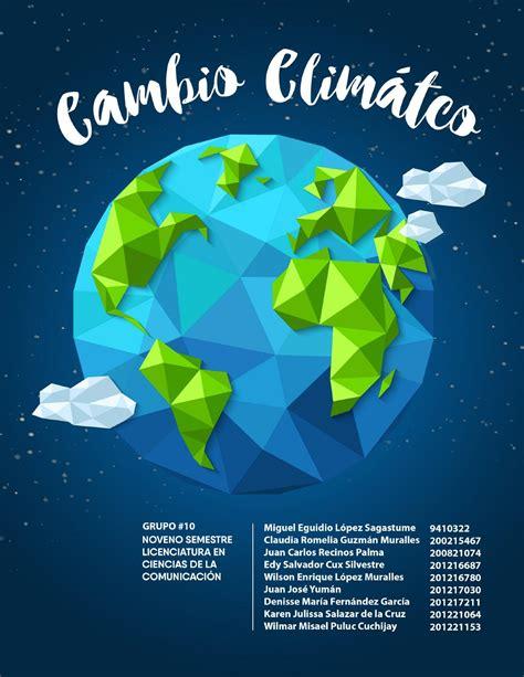 Revista cambio climático by Wilmpc   Issuu