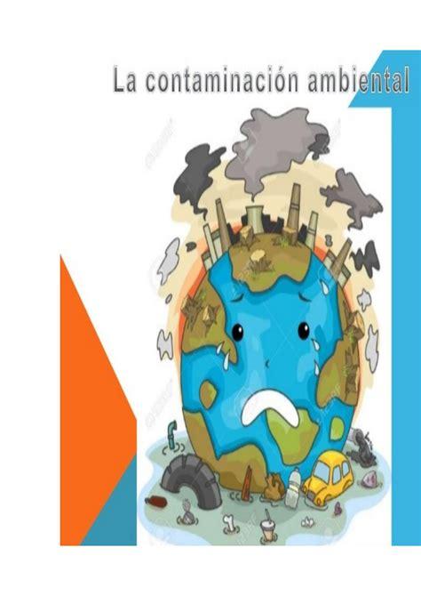 revista de la contaminacion ambiental by jhonatancumbal ...