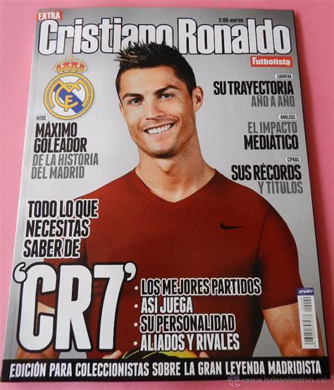 revista futbolista extra cristiano ronaldo edic   Comprar ...