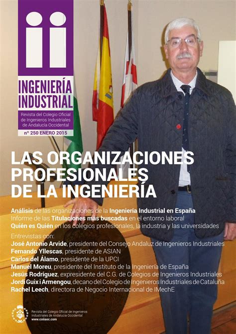 Revista Ingeniería Industrial Nº 250. Enero 2015 by ...