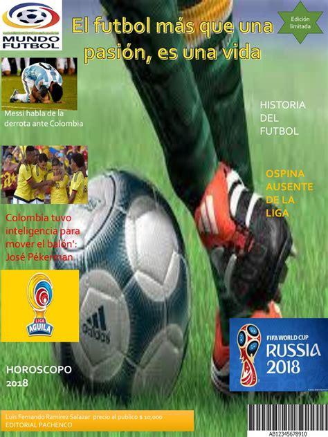 Revista mundo futbol by luis fernando   Issuu