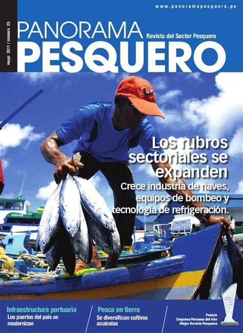 Revista Panorama Pesquero Nº 25 by GRUPO DIGAMMA   Issuu