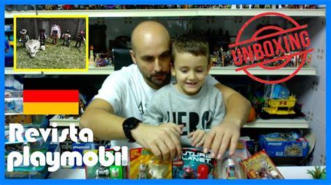 Revista Playmobil ️ Unboxing Playmobil  Playmobil ...