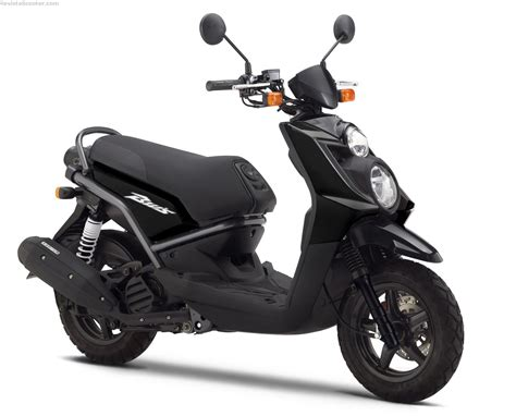Revista Scooter: Nueva Yamaha BW s 2013 de 125cc