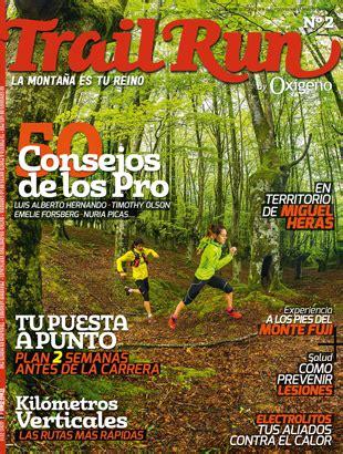 Revista Trail Run vuelve a los quioscos   Actualidad ...