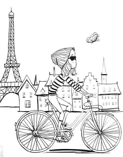 Revista Vida simples colorir   adult coloring pages Paris ...
