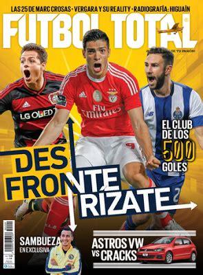 Revistas PDF En Español: Revista Futbol Total México ...