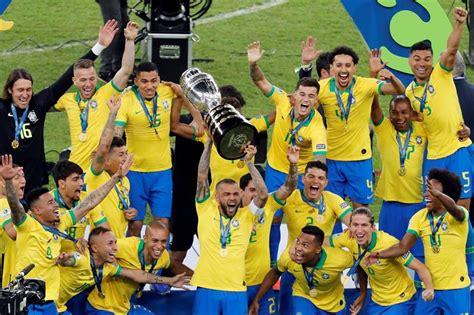Revive en imágenes la Final de la Copa América Brasil 2019 ...