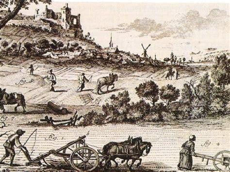 Revolución agrícola y revolución agraria en la Ilustración ...