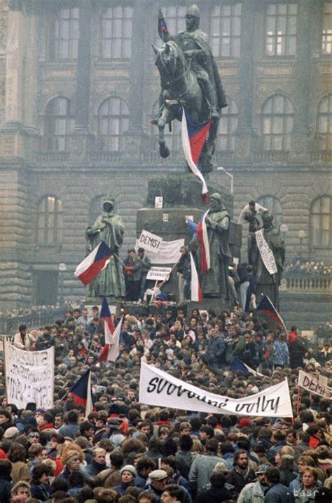 Revolución de Terciopelo 1989   Eslovaquia News