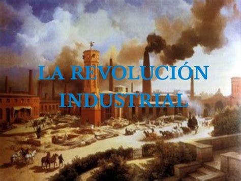 Revolución industrial  1