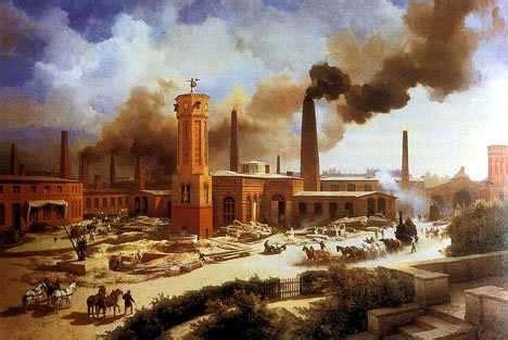 Revolucion Industrial en Inglaterra Francia y Estados Unidos
