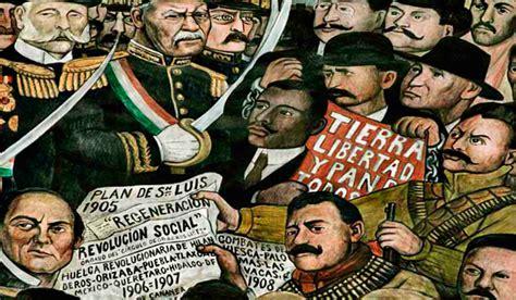 REVOLUCIÓN MEXICANA  1910  | Causas, personajes y ...