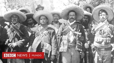 Revolución Mexicana: en qué consistió y quiénes fueron los ...