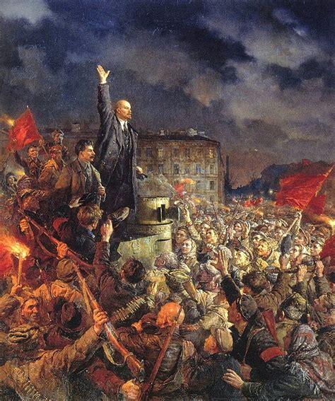 Revolución Rusa: 25 O: el día que el mundo se volvió del revés