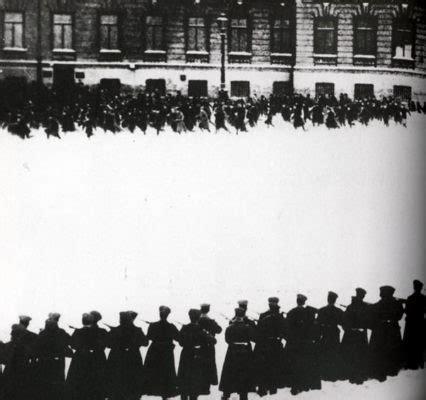 Revolución rusa de 1905: causas, desarrollo, consecuencias ...