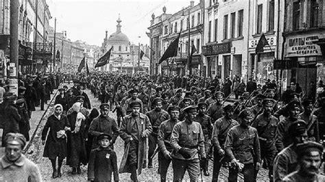 Revolución Rusa de 1917: el debate sobre la unidad obrero ...