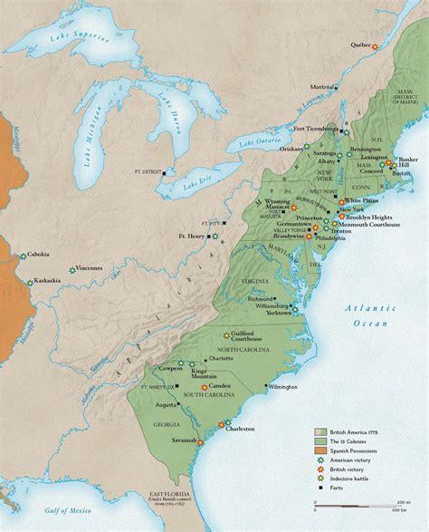 Revolutionary War Battles | National Geographic Society