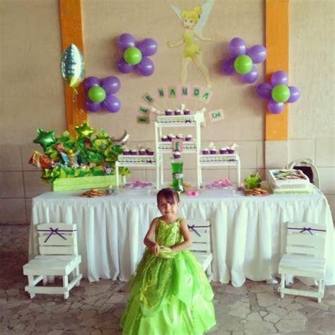 Reyna Candy Bar: Fiesta temática de campanita para niña de ...