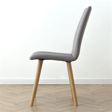 Riba silla tapizada gris | Sillas tapizadas, Sillas, Kenay ...