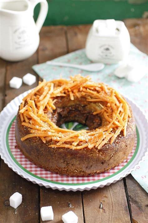 Rica y saludable torta de zanahoria | Recetas de cosas ...