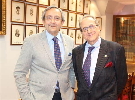 Ricardo Franco Vicario, nuevo presidente de la Academia de ...