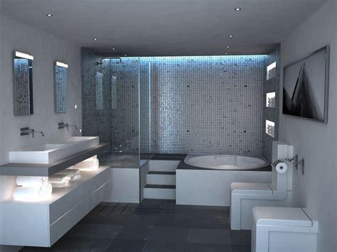 Ricardo Muñoz 3d: Diseño Baño   Banheiros modernos, Ideias ...